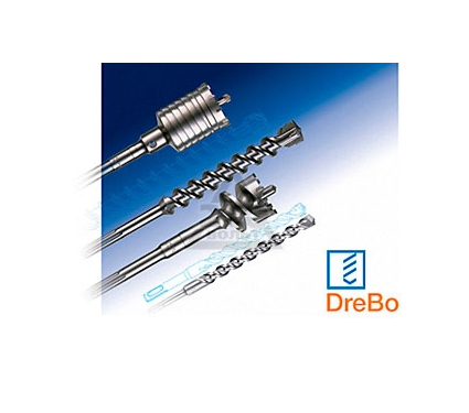 Бур DREBO SDS+ 8 Х 600