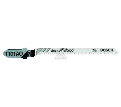 Пилки для лобзика BOSCH T101AO