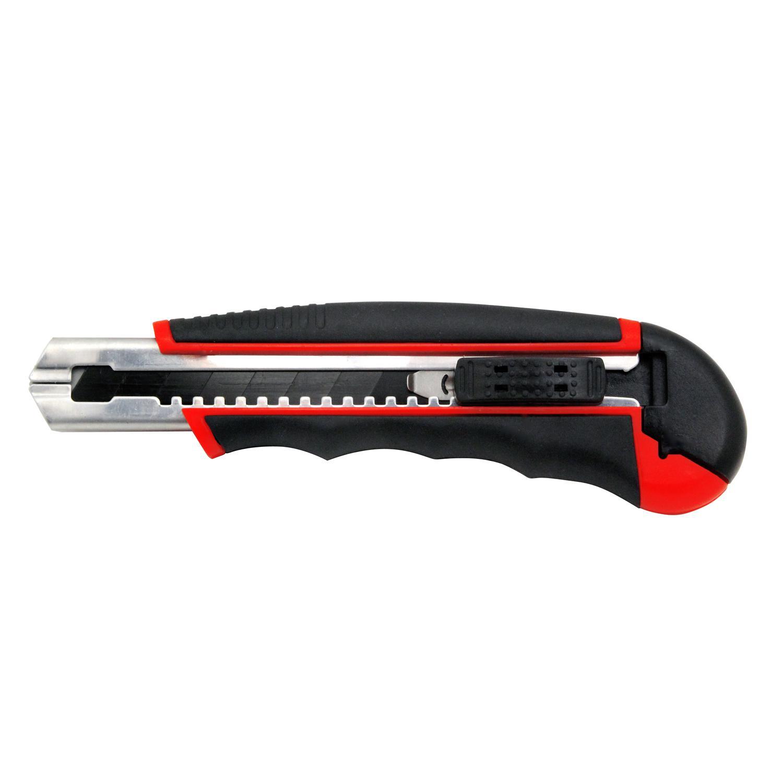 Нож строительный Vira Vira 831307  18мм 2-компонентная рукоятка