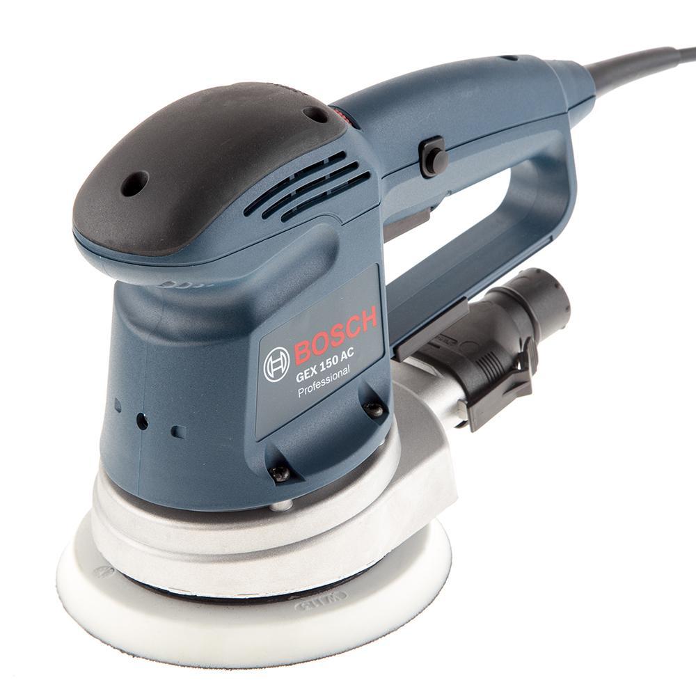 Орбитальная (эксцентриковая) шлифмашина Bosch Gex 150 ac