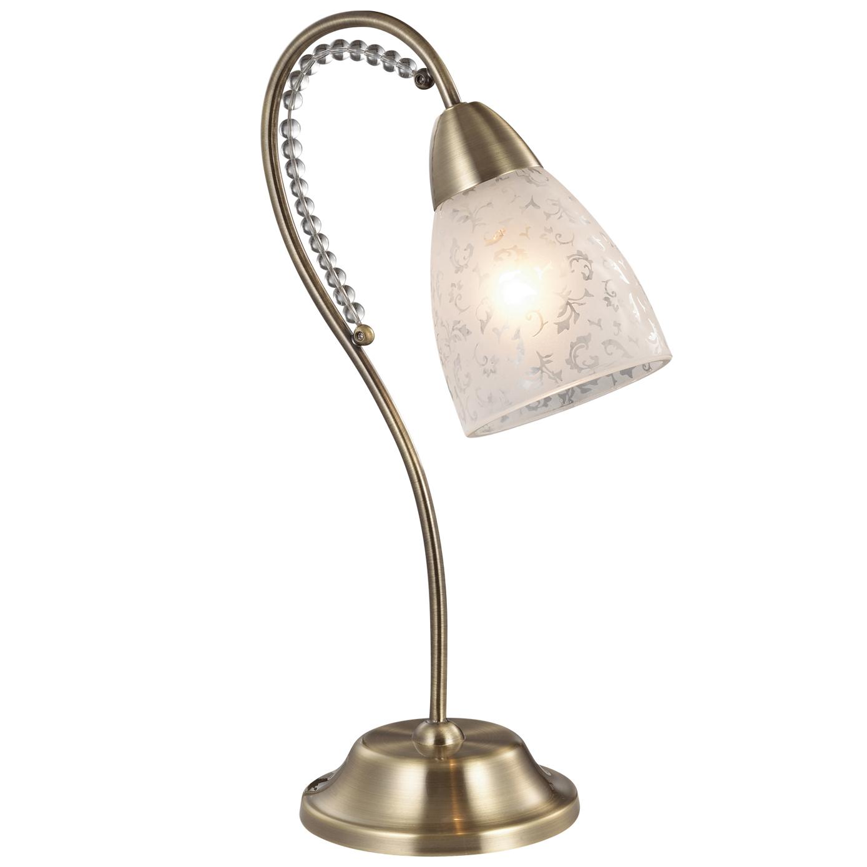 Лампа настольная Odeon light 2541/1t от 220 Вольт