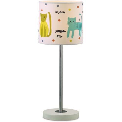 Лампа настольная Odeon light 2279/1t абажур из бисера для настольной лампы в спб