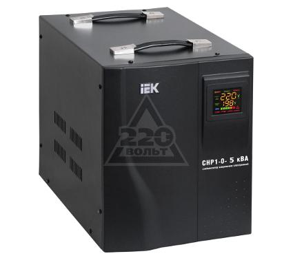 Стабилизатор напряжения IEK СНР1-0- 5 кВА