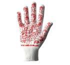 Перчатки ПВХ DOLONI 622  с точкой ПВХ