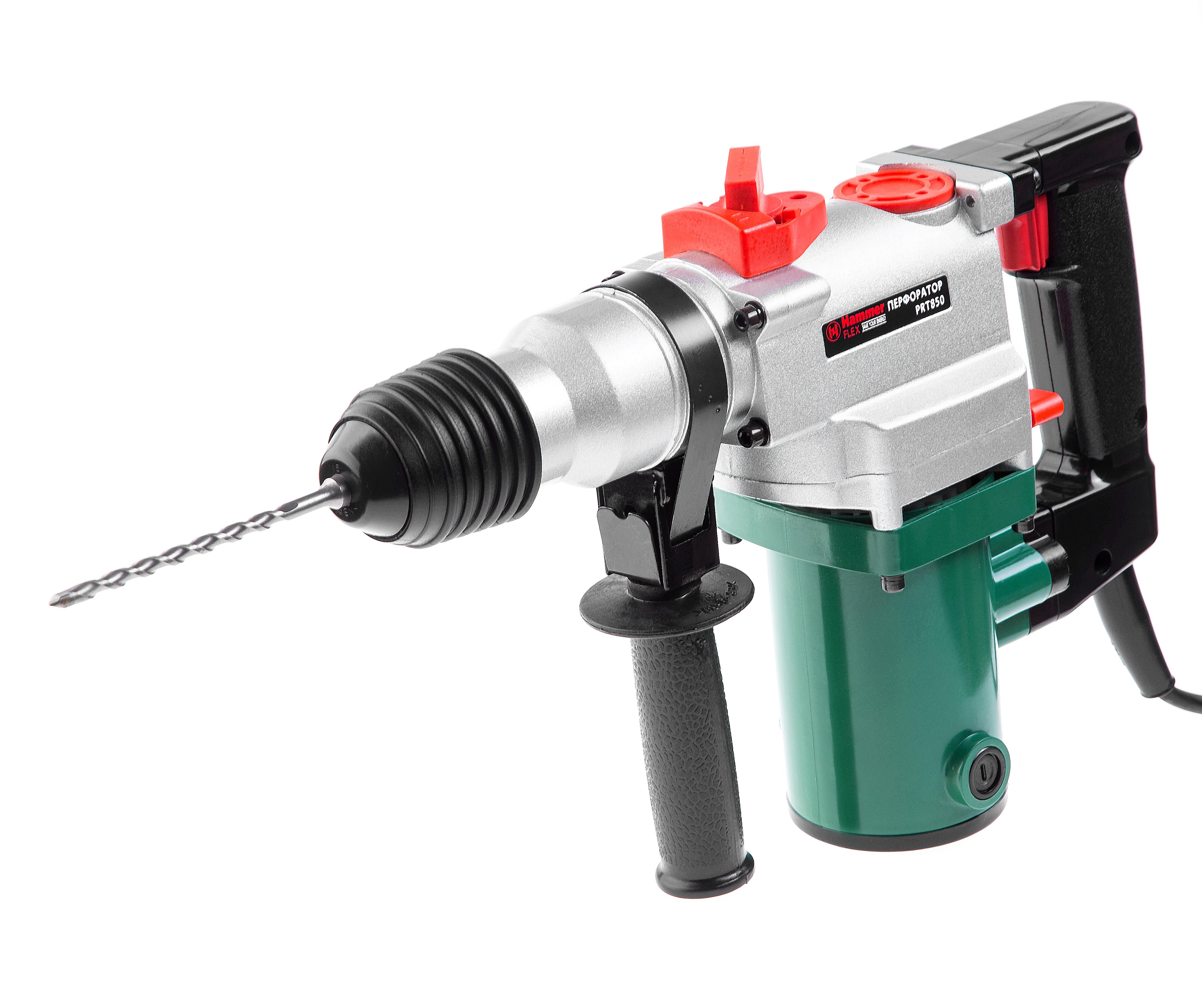 Перфоратор Hammer Prt850 перфоратор hammer flex prt850