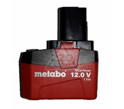 Аккумулятор METABO 12.0В 1.7Ач NiCd (625472000)