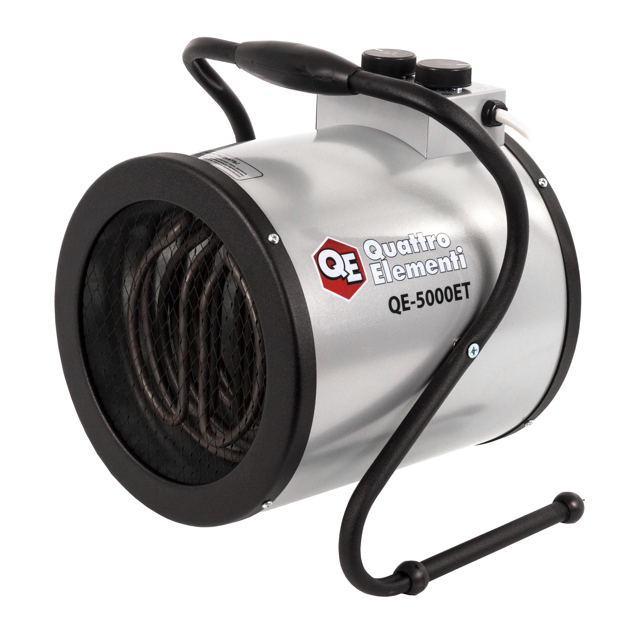Электрическая тепловая пушка Quattro elementi Qe-5000et
