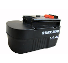Аккумулятор BLACK & DECKER A14E 14.4В 1.2Ач NiCd