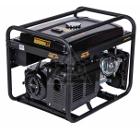 Бензиновый генератор HUTER DY6500LX, с колесами и аккумулятором