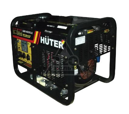 Дизельный генератор HUTER LDG14000CLE