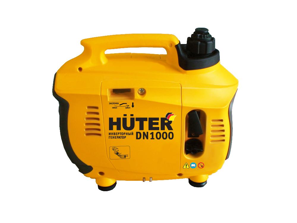 Инверторный бензиновый генератор Huter Dn1000 от 220 Вольт