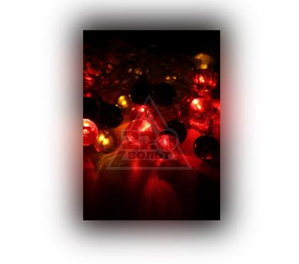 Электрогирлянда КОСМОС ''Шарики и шишки'' KOC GIR30LEDRUBBALL2 RGB