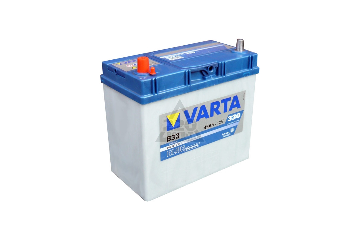 Инструкция аккумулятора varta