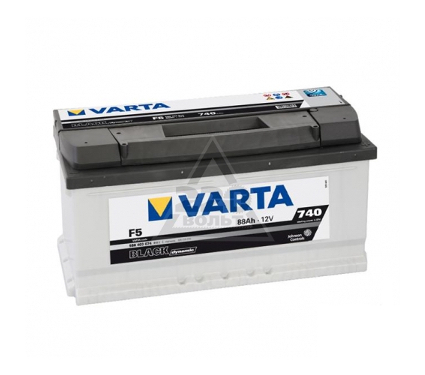 Аккумулятор VARTA BLACK dynamic 588 403 074
