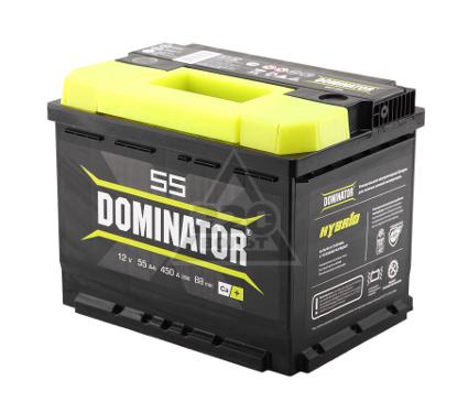 Аккумулятор DOMINATOR 55А/ч