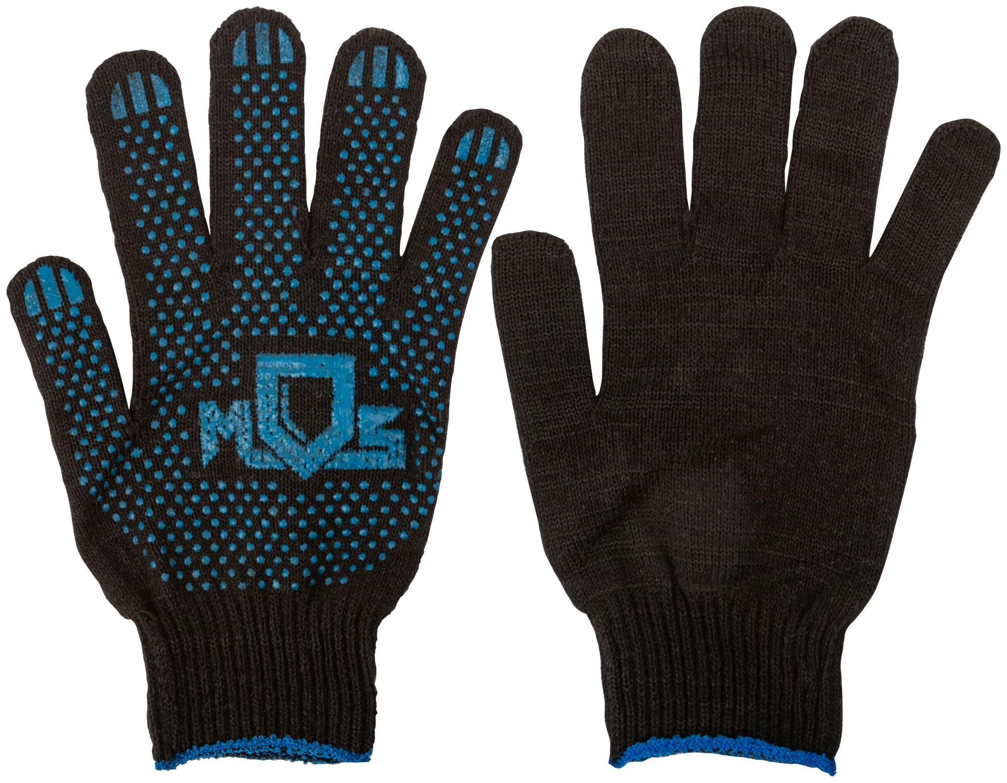 Перчатки ПВХ Fit 12497
