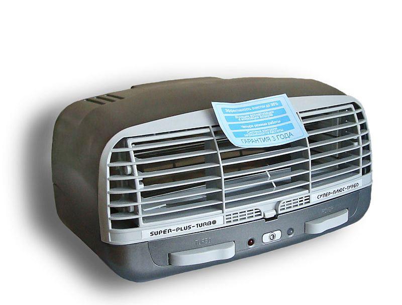 Воздухоочиститель-ионизатор Zenet Супер-Плюс-Турбо-2009