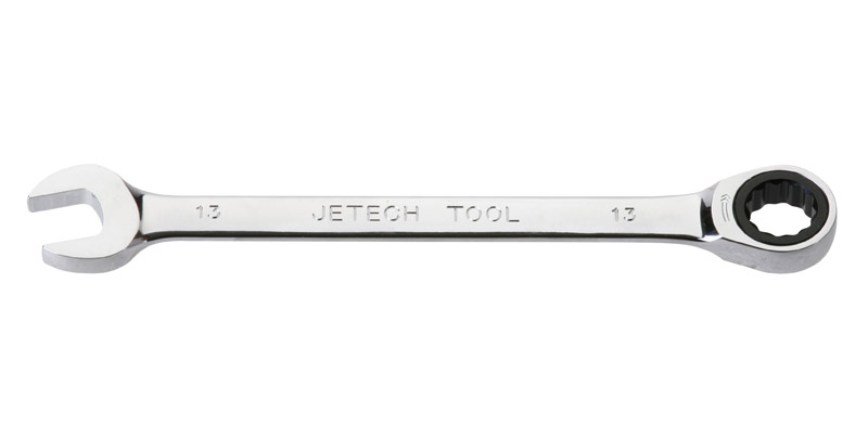 Ключ c трещоткой Jetech Gr-12  с трещоткой
