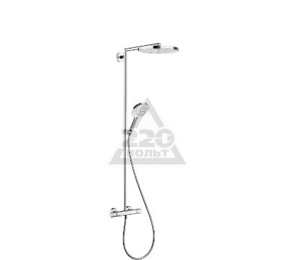 Купить Душевая система HANSGROHE Raindance Select S 240 2jet Showerpipe 27129400, душевые панели, гарнитуры, души