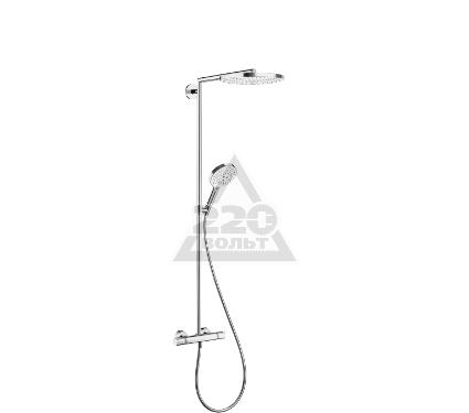 Купить Душевая система HANSGROHE Raindance Select S 300 2jet Showerpipe 27133400, душевые панели, гарнитуры, души