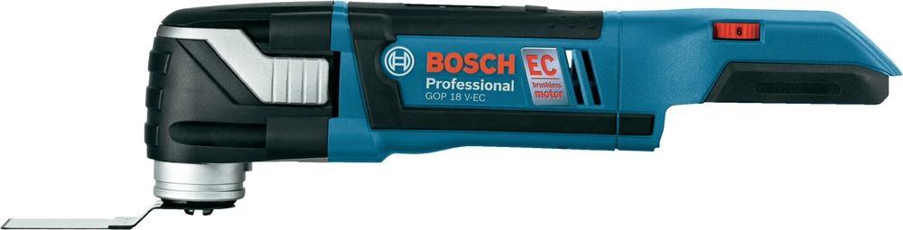 Реноватор Bosch Gop 18 v-ec БЕЗ АКК. и З/У от 220 Вольт