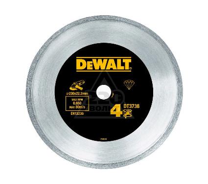 Купить Круг алмазный DEWALT DT3738XJ, круги алмазные