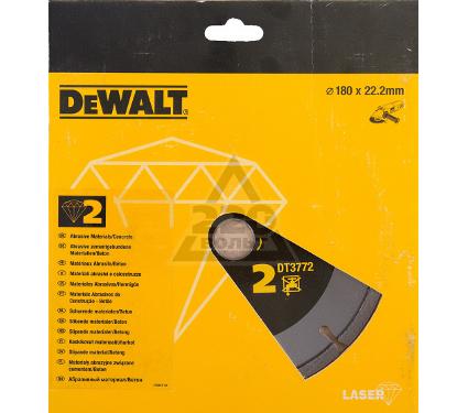 Круг алмазный DEWALT DT3772XJ