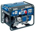 Бензиновый генератор  GEKO 7401 ED-AA/HEBA