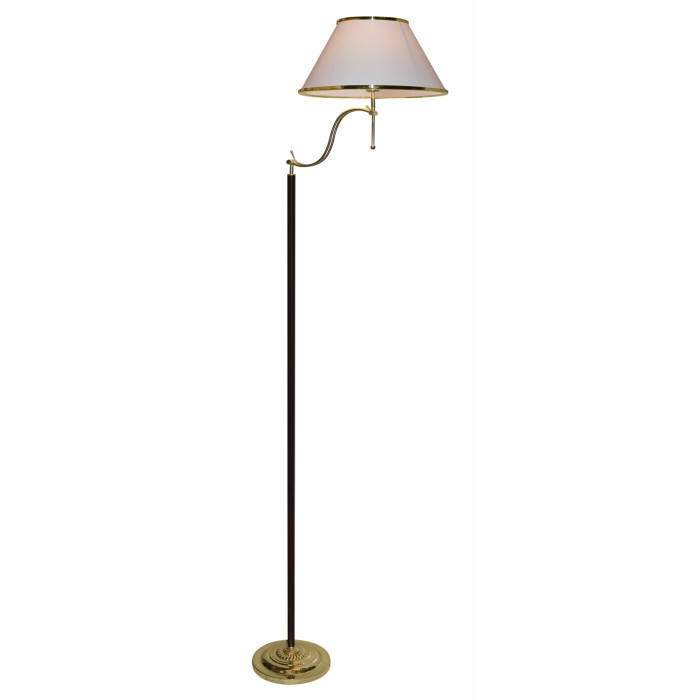 Торшер Arte lamp A3545pn-1go