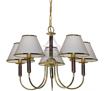 Люстра ARTE LAMP A3545LM-5GO