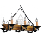 Люстра ARTE LAMP A9525LM-6BR