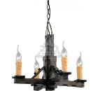 Люстра ARTE LAMP A9530LM-4BR