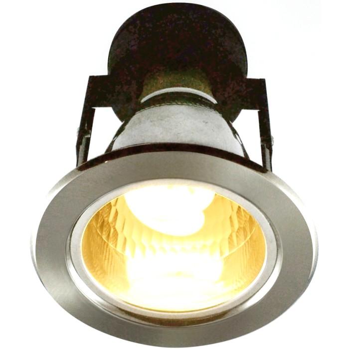 Светильник встраиваемый Arte lamp A8043pl-1ss