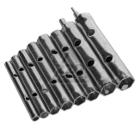Набор ключей-трубок торцевых, 10 шт. SANTOOL 031660-001