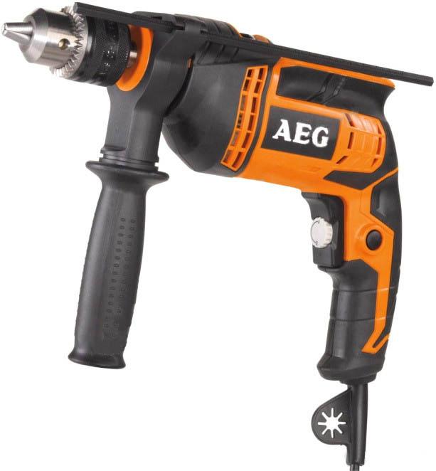 Дрель ударная Aeg Sb 2-650