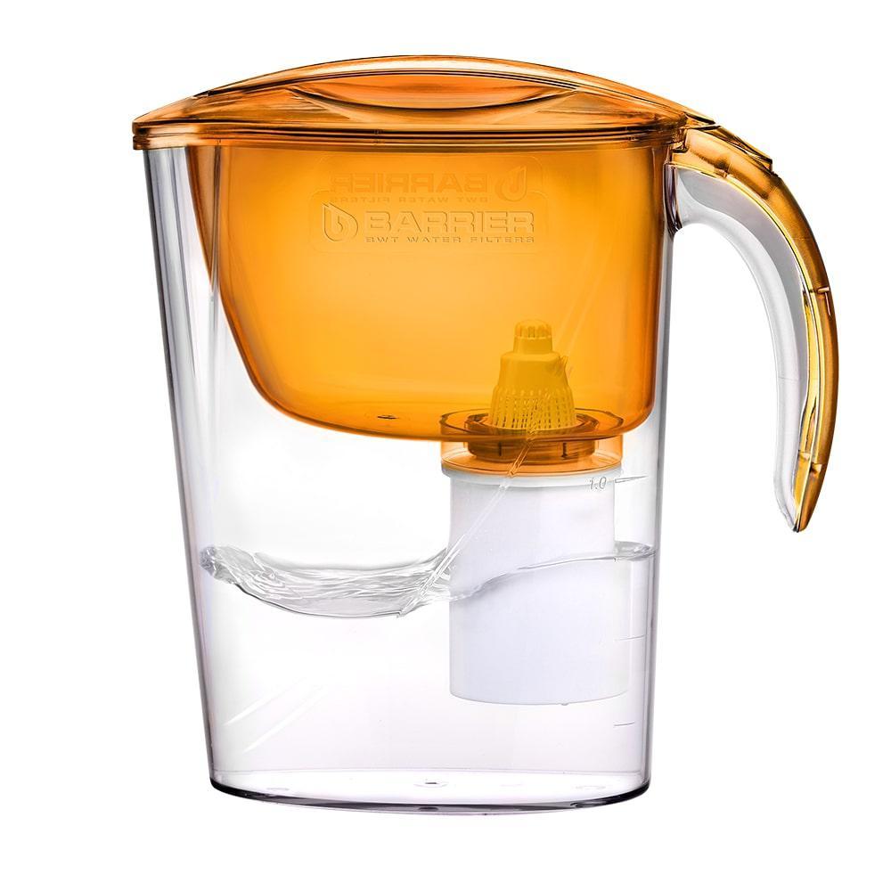 Фильтр для очистки воды БАРЬЕР Эко янтарь