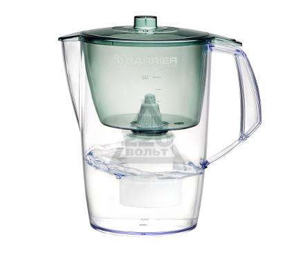 Купить Фильтр для очистки воды БАРЬЕР Норма Малахит 3,6 л, фильтры для воды