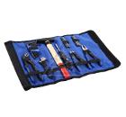 Набор инструментов для электрика в сумке-рукаве с ремнем, 35 предметов UNIPRO U-770