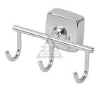 Крючок для полотенец в ванную FIXSEN Kvadro FX61305C