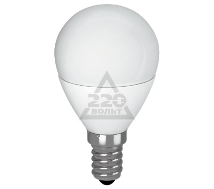 Лампа светодиодная ECON LED P 7Вт E14 4200K P45