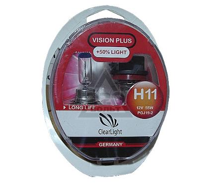 Лампа головного света CLEARLIGHT MLH11VP Vision Plus +50% Light