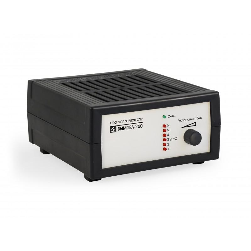 Зарядное устройство ОРИОН Pw260 зарядное устройство орион pw 270 импульсное
