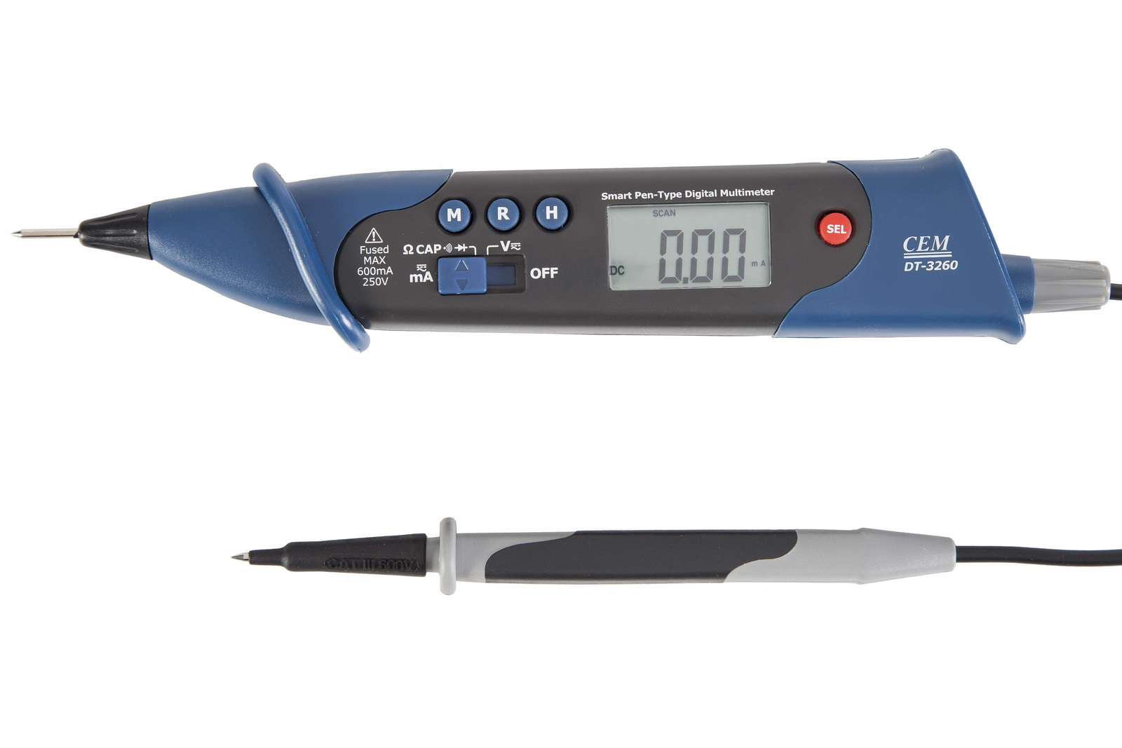 Мультиметр карманный Cem Dt-3260