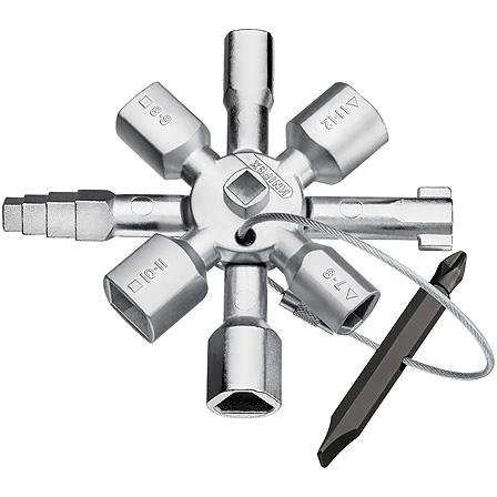 Ключ Knipex Kn-001101 (5 / 12 мм)  ручной обжимник knipex kn 975314