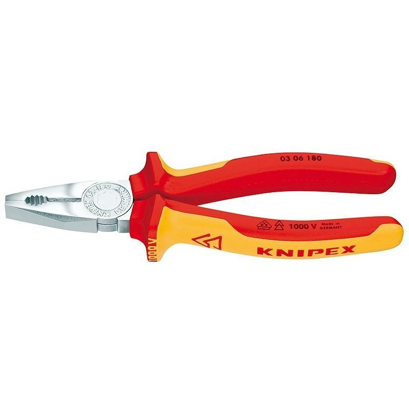 Плоскогубцы Knipex Kn-0306200  цена и фото