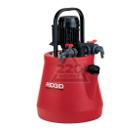 Насос электрический для прочистки замкнутых инженерных сетей RIDGID DP-24 34051