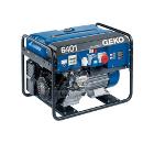 Бензиновый генератор  GEKO 6401 ED-AA/НЕВА+BLC