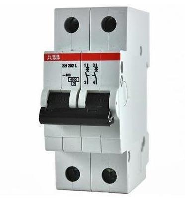 Автомат Abb Sh202l c25  автомат 3p 32а тип с 4 5ка abb sh203l