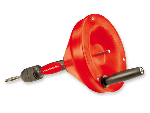 Трос для прочистки Rothenberger Rospi 6 Н+Е 72090