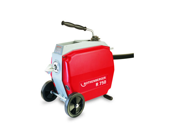 Прочистная машина Rothenberger R 750 72910